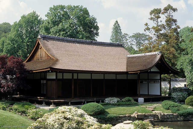 17 Best Images About Shofuso Pine Breeze Villa On