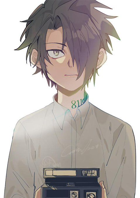 Ray – The Promised Neverland – Rose
