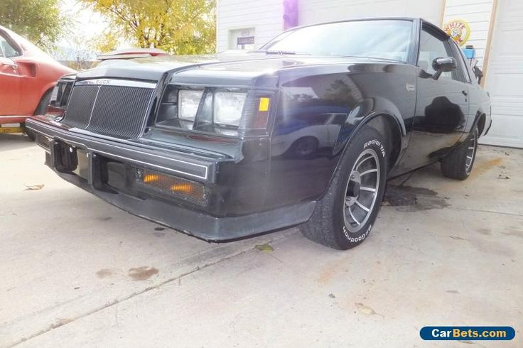 1980 Buick Grand National #buick #grandnational #forsale #canada