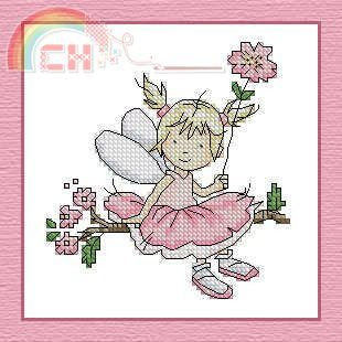 Lili of the Valley May 2016 Calendar CrossStitcher Issue 297 October 2015 Hardcopy in Folder