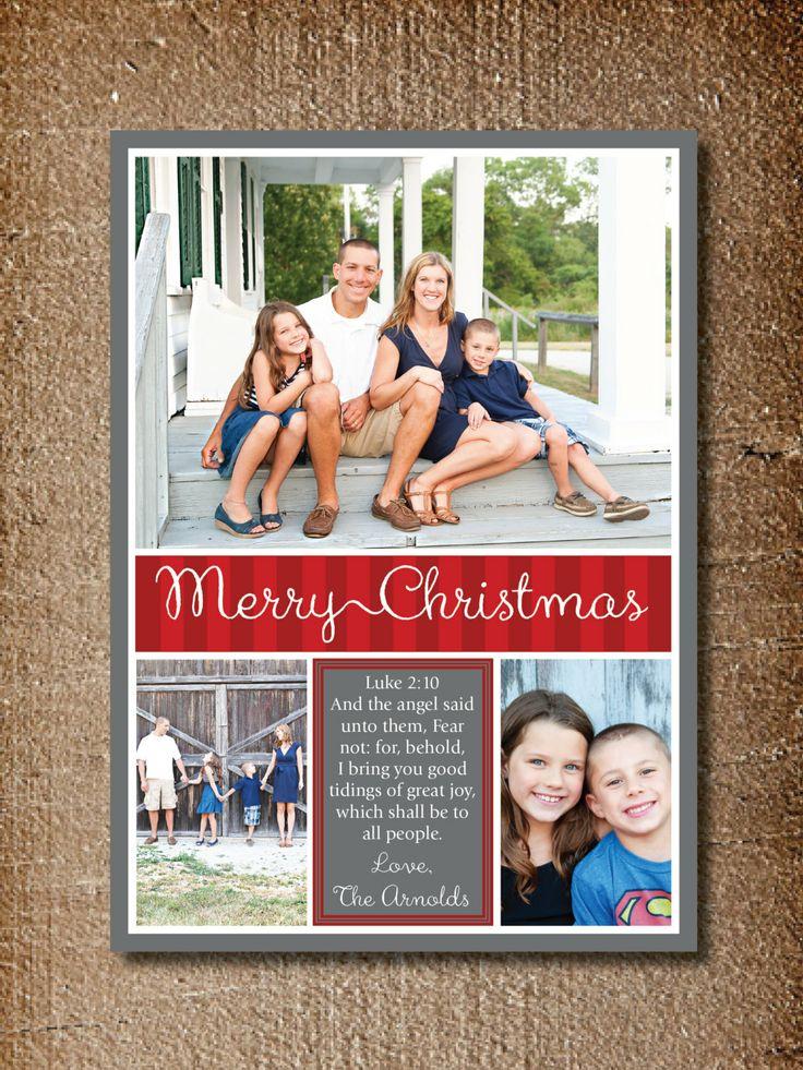 christmas card photo ideas religious - Christmas Card Religious Christmas Card by