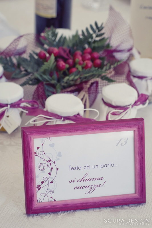 Wedding table number photo & graphics Scura Design www.scuradesign.it https://www.facebook.com/scuradesign