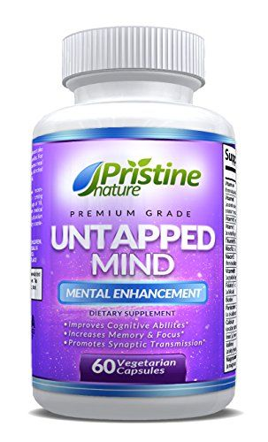 Best price on Best Nootropic Natural Limitless Pill Brain Enhancer Mood Stabilizer Formula Improves Cognitive Function Memory Focus Synaptic Transmissions Become Smarter Feel Better // See details here: http://www.vitaminsuniverse.com/product/best-nootropic-natural-limitless-pill-brain-enhancer-mood-stabilizer-formula-improves-cognitive-function-memory-focus-synaptic-transmissions-become-smarter-feel-better/ // Truly a bargain for the inexpensive Best Nootropic Natural Limitless Pill Brain…