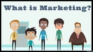 What is Marketing  Definition of Marketing