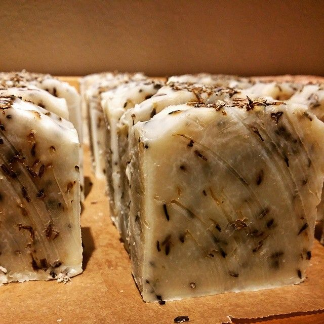 Handmade Natural No Gunk No jUnk  Honey Fields Spa Soap http://www.buttercup-butik.se/