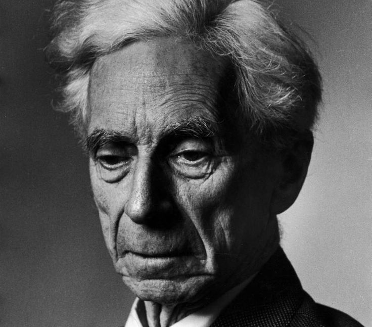 Do not feel envious of the happiness of those who live in a fool's paradise, for only a fool will think that it is happiness. -Bertrand Russell