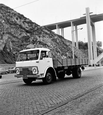 Volvo F86 4×2 '1965–73