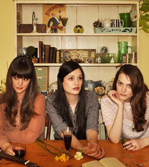 The Staves. Can't wait to see them next month. Saw them last year with Bon Iver. They're amazing.