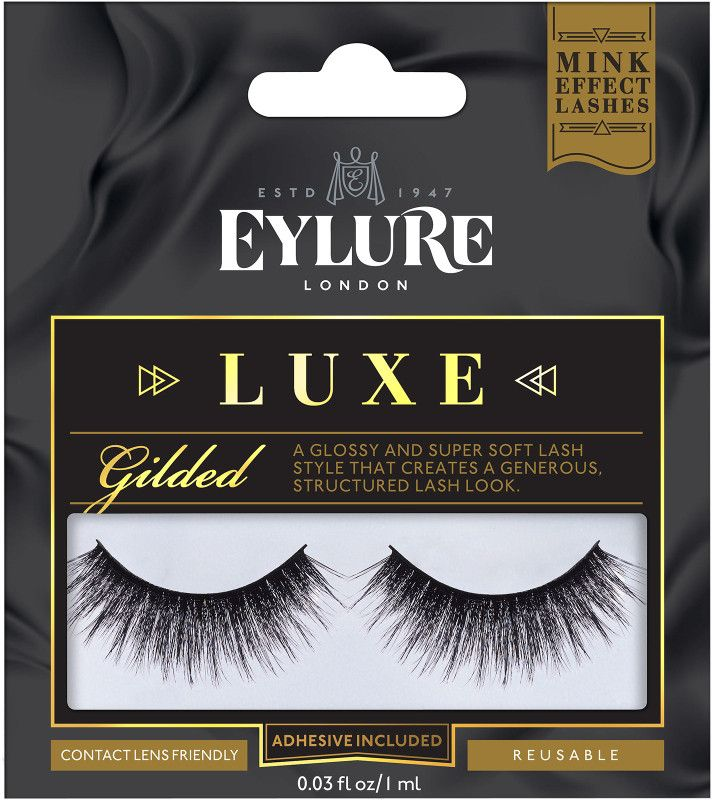 Eylure Luxe Faux Mink Gilded Lashes | Ulta Beauty