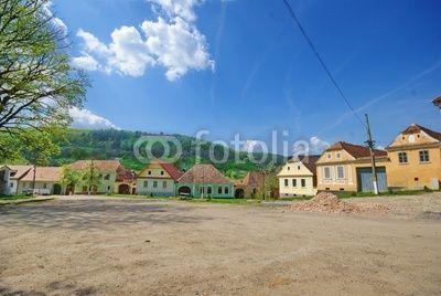 Saschiz Saxon vilage, UNESCO world heritage monument from Transylvania. . Explore Transylvania http://www.hellotransylvania.com