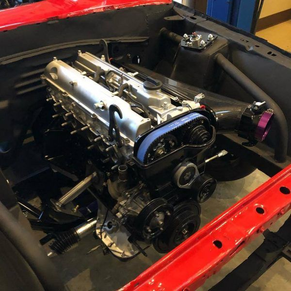 1jz And 2jz Swap Engine Mounts Fox Body Mustang Fox Body