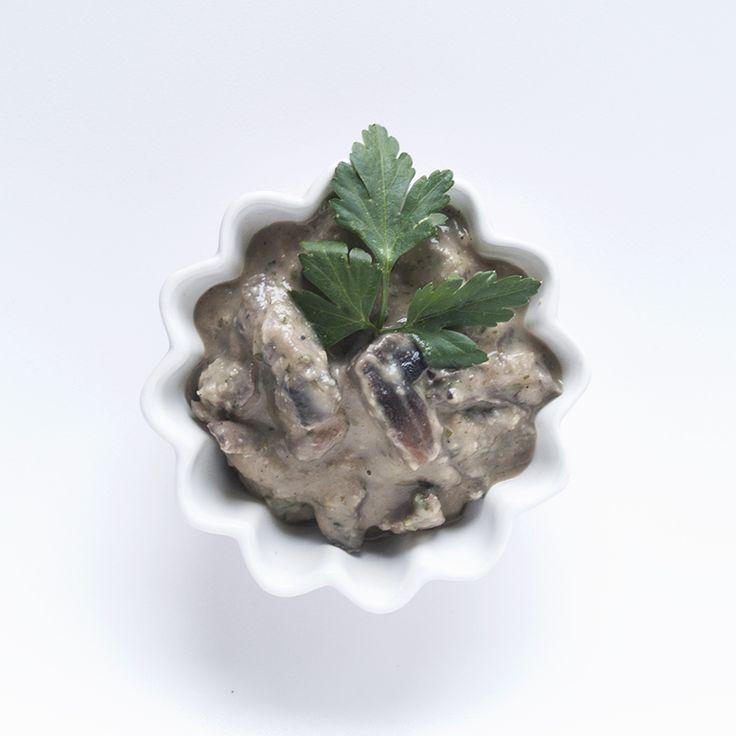 Zielona wśród ludzi: Wegański sos pieczarkowy