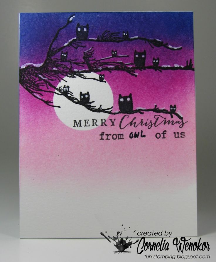 Hi Everybody,     Quick and Easy Christmas Cards is the motto over at Stampotique . That is just up my alley! I got myself some brand new ...