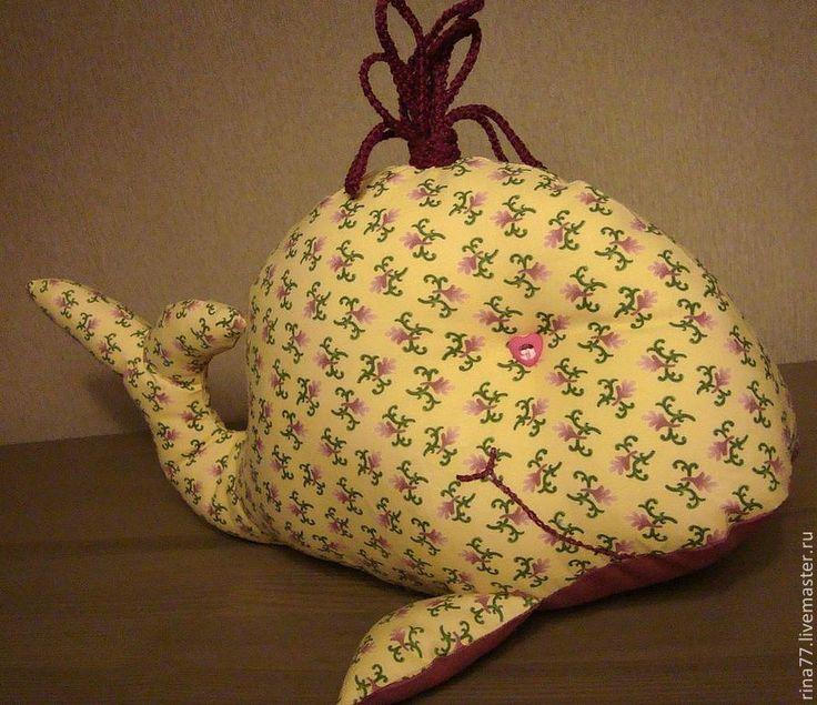 Купить Китёнок Варя - китенок, мягкая игрушка, текстильная игрушка, подарок девочке, подарок мальчику