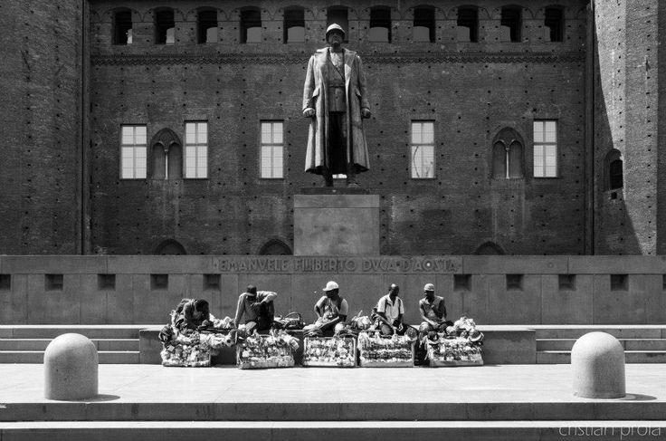 Piazza Castello, Turin