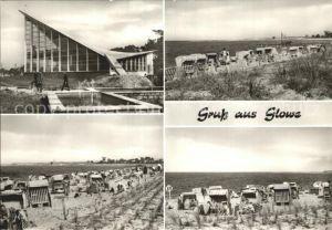 Postkarte DDR Glowe-Rügen, Gepinnt von Gabi Wieczorek