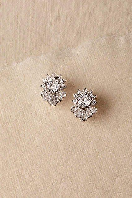 Anthropologie Lexie Stud Earrings