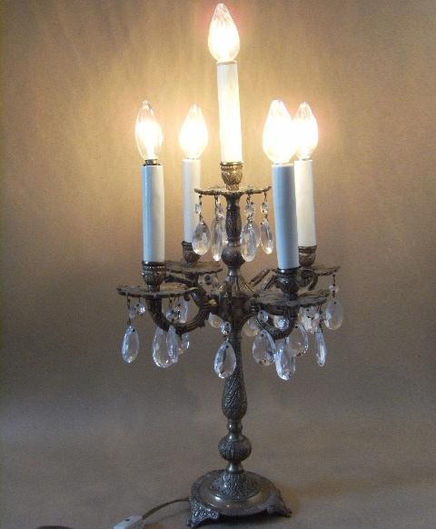 77 best antique lamps parts pieces images on pinterest antique chandelier lamp mozeypictures Gallery
