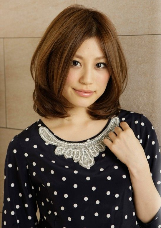 Cute Japanese Bob Haircut Popular Hairstyles 2015