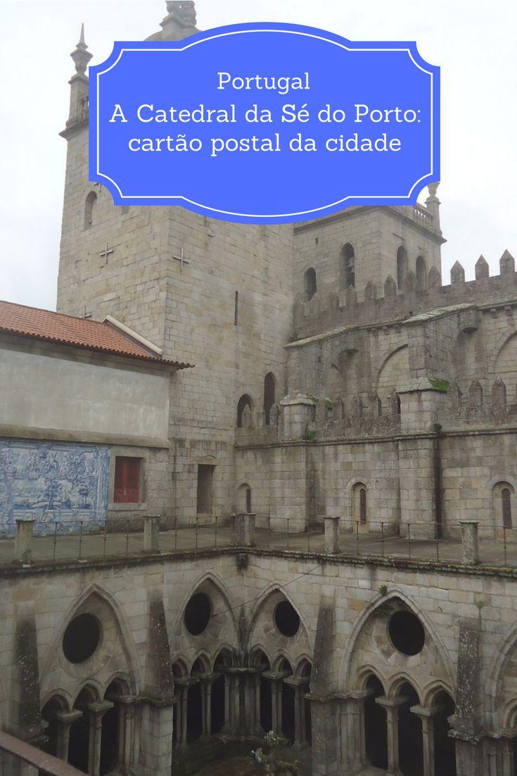 A Catedral da Sé do Porto é um dos cartões postais da cidade, possuindo belíssimo claustro, capelas, salas ricamente decoradas, azulejos que contam histórias e outras coisas mais. Saiba como visitar.