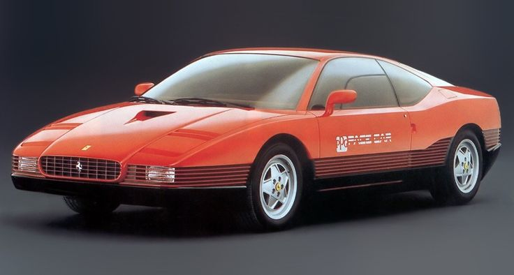 Odd Ferraris We Almost Forgot Cl Ic Driver Magazine  C B Ferrari Mondialcar