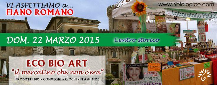 ECO BIO ART 2015 Fiano Romano