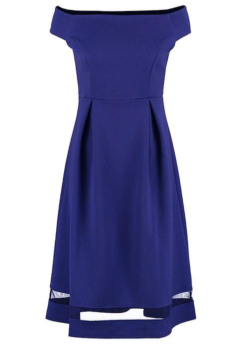 Sukienka z dżerseju - blue - Zalando.pl