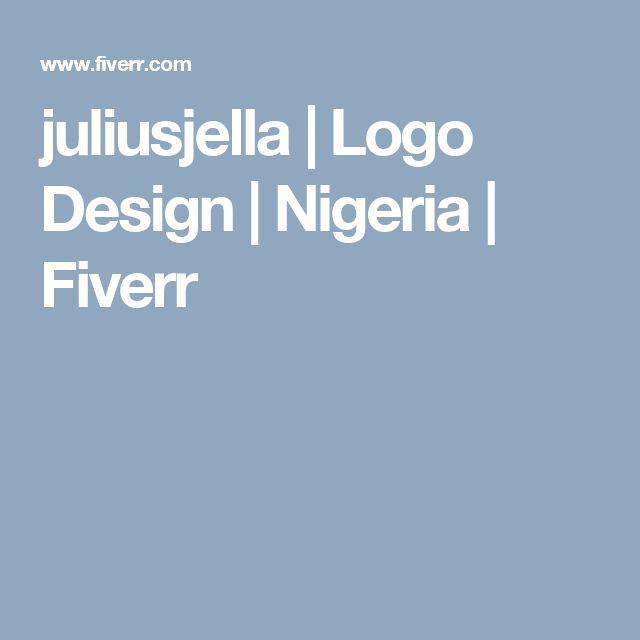 juliusjella | Logo Design | Nigeria | Fiverr