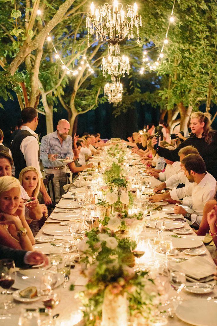 Al Fresco Calistoga Wedding with Layers of Pink