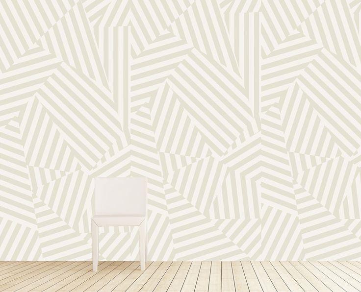les 12 meilleures images du tableau papier peint sur pinterest les ann es 70 peindre et. Black Bedroom Furniture Sets. Home Design Ideas