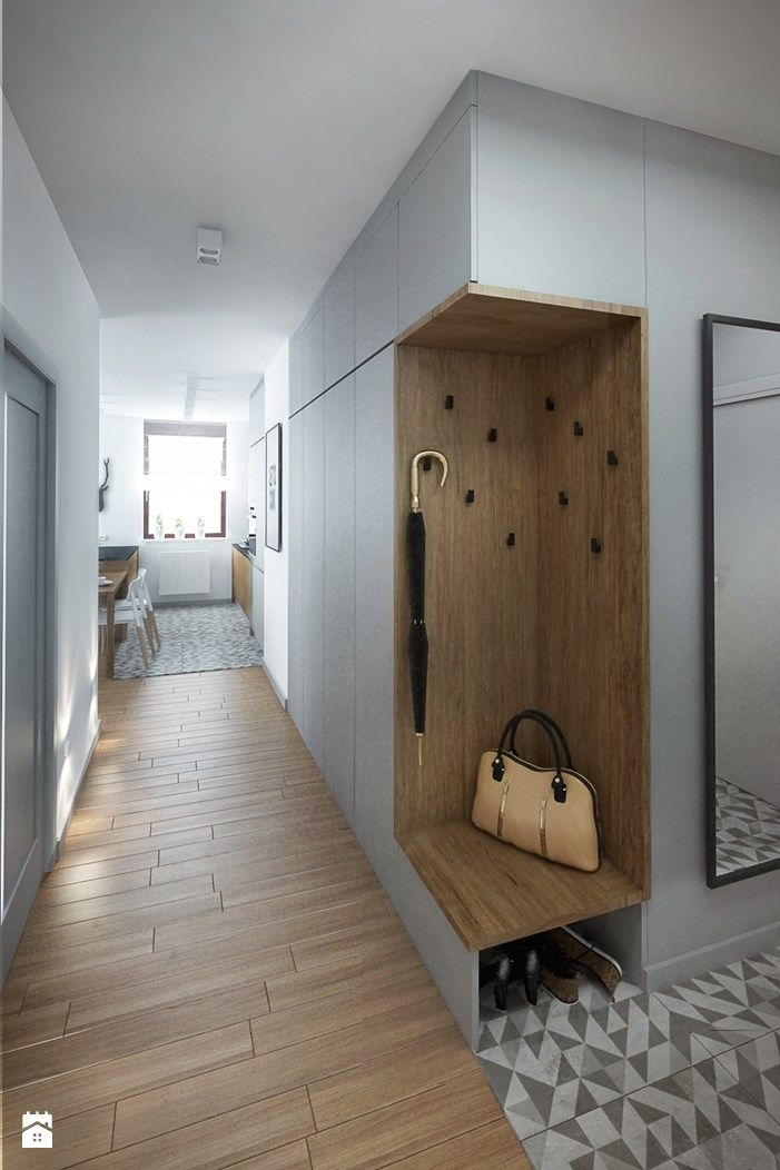 Hol / Przedpokój - zdjęcie od HOME & STYLE - Hol / Przedpokój - HOME & STYLE