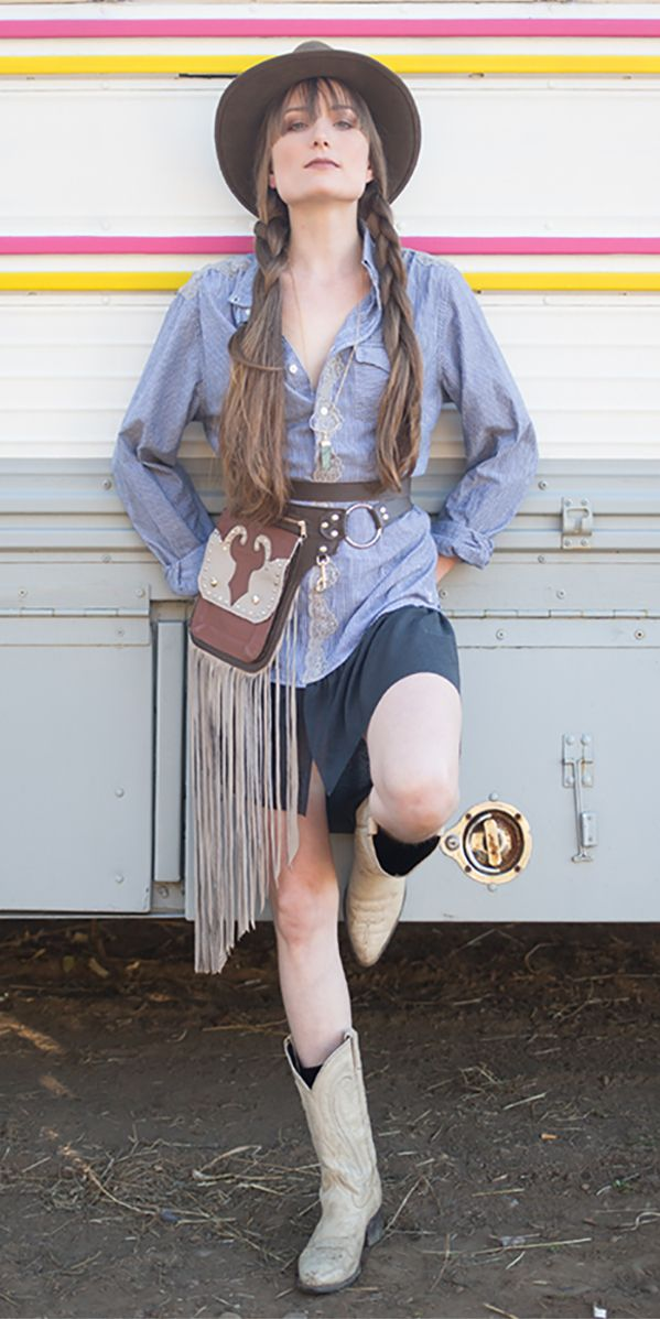 Up for a new style, cowgirl? Try Modern Prairie by RevivALL Clothing, boho cowgirl, modern cowgirl, western style, western fashion, western, montana cowgirl,