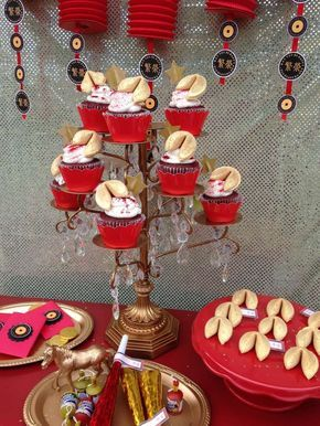 Chinese New Year New Year's Party Ideas   Photo 12 of 16   Catch My Party