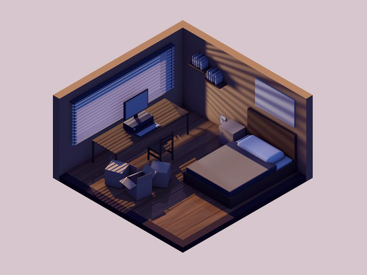 Student Room by Rocco Gallo