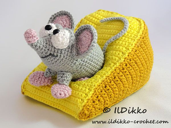 220 best images about amigurumi mice and rats on Pinterest ...