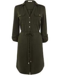 Oasis | Shirt Dress | Lyst