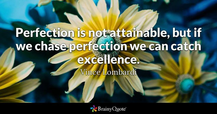 Excellence Quotes - BrainyQuote