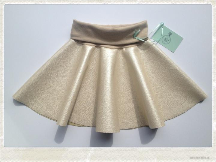 WONDER skirt!