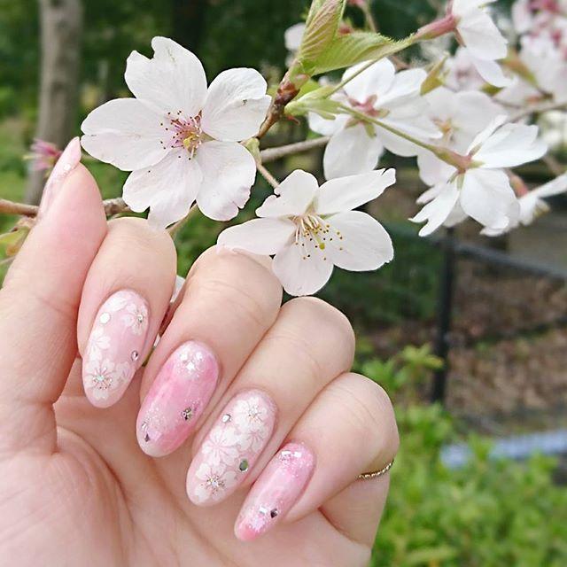 2017/04/12…💅💖 たった10日ほどinしていないだけで早くも浦島太郎状態になりますね😢💦 今月もよろしくお願いします( ⁎ᵕᴗᵕ⁎ )❤︎ いいねの押し逃げお許しください~ 🙏💕💕 * 桜🌸🍃×桜ネイル🌸💅 お天気が良かったので予定より早く支度してお花見へ~✨ すっぴんだけどネイルはカンペキwというセルフネイラーあるある?で、まったりお散歩してきました( ´▽`) * * #乞田川 #多摩 #多摩センター #永山 #京王永山 #春 #桜 #さくら #花見 #お花見 #hanami #spring #sakura #cherryblossom #cherryblossoms #Japanesecherryblossom #springhascome #桜ネイル #春ネイル #ネイル #セルフネイル