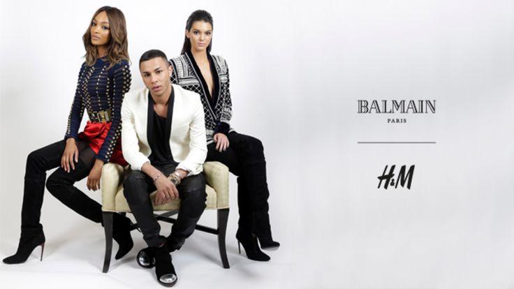 welovewomen: BALMAIN by H&M