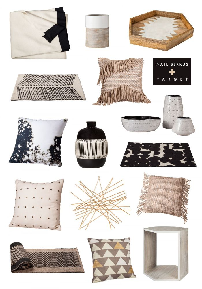 Nate Berkus' new line for Target is PERFECTION on a budget