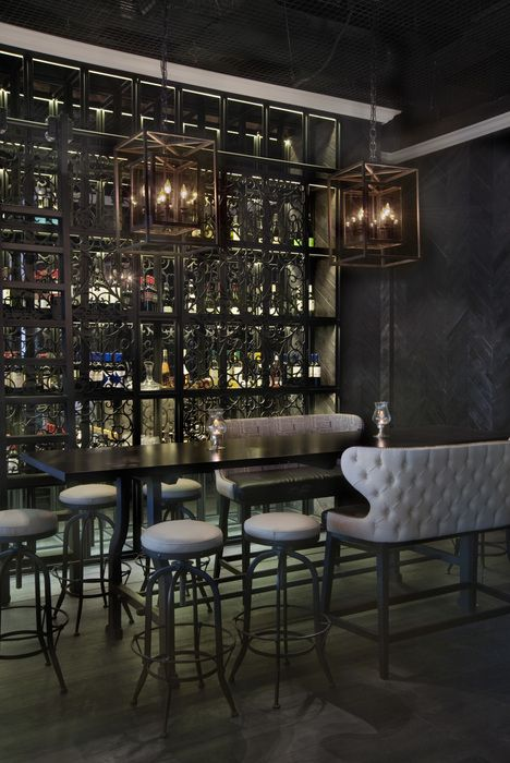 Bapas (United Arab Emirates), Middle East & Africa bar | Restaurant & Bar Design Awards