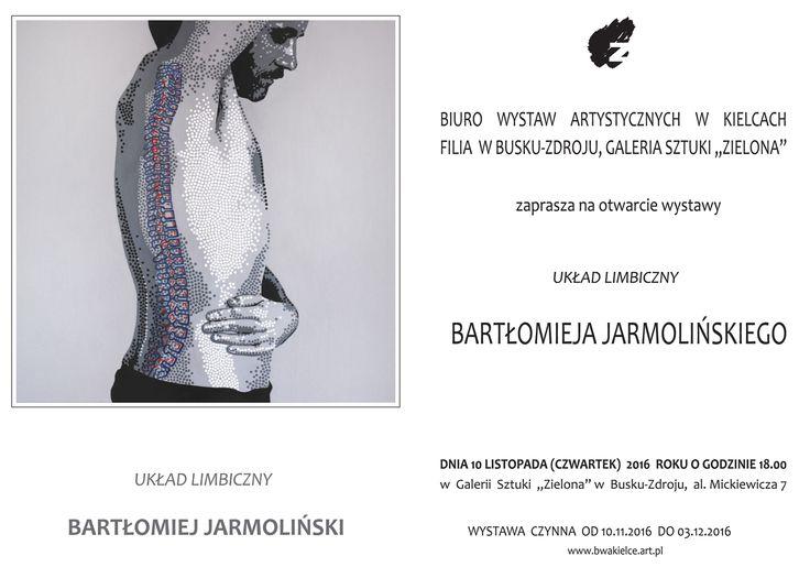 Jarmoliñski, Zaproszenie