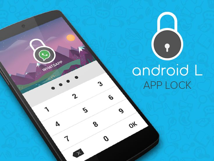 Android L Application Locker by Creative Boxx