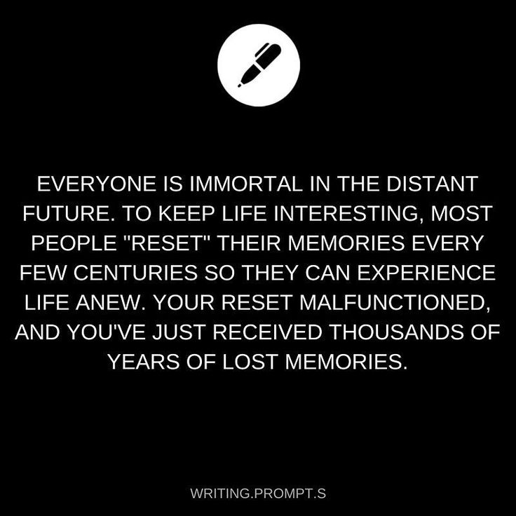 """61.3k Likes, 603 Comments - Writing Prompts (@writing.prompt.s) on Instagram: """"Tell us about one of those memories from your 'past' lives ❤"""""""