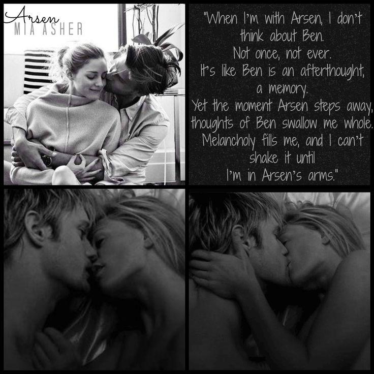 Feelings of Arsen.....