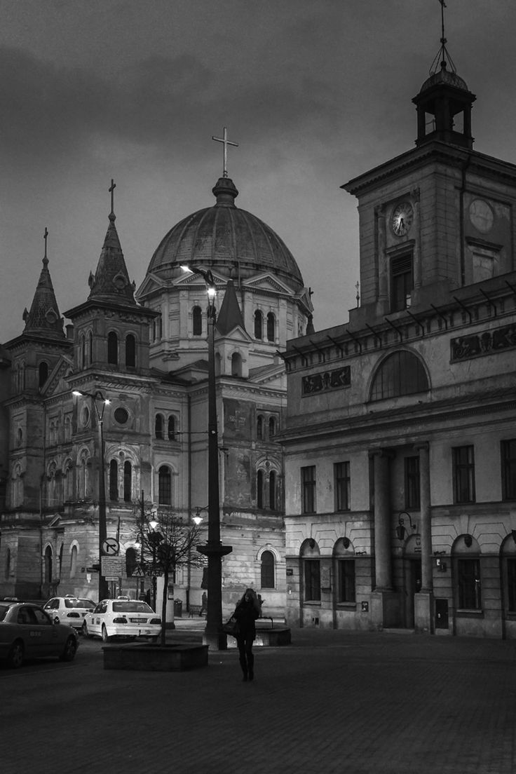 Freedom Square-Lodz-Poland