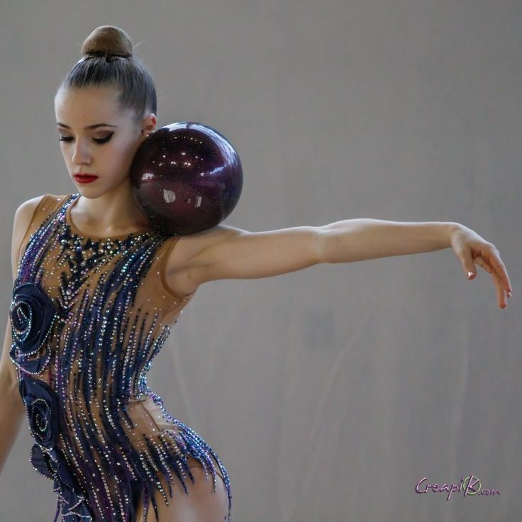 Mathilde MONNIN (France), ball 2017