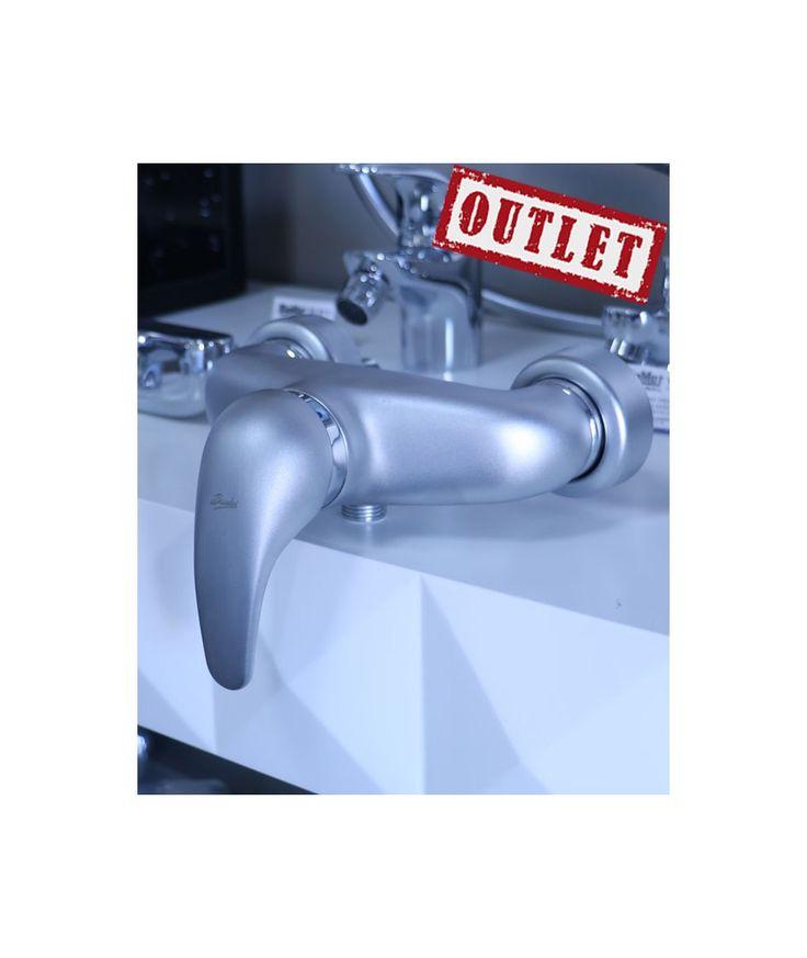 Grifo de Ducha Monomando Buades Selec  Grifos de baño Outlet Oferta Grifo de Ducha Monomando modelo Buades Selec grifo de diseño.