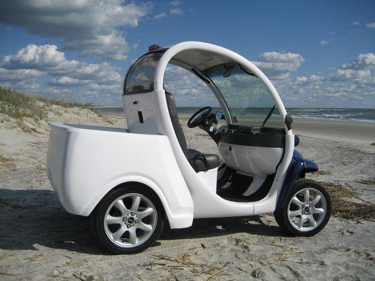 https://flic.kr/p/5PKC8X | GEM electric car